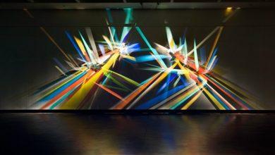 Πρισματικοί πίνακες δημιουργούνται από τη διάθλαση του φωτός