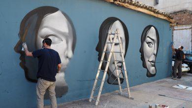 Ένα εγκαταλελειμμένο κτίριο στην Πλατεία Αττικής μεταμορφώνεται από τους Atenistas