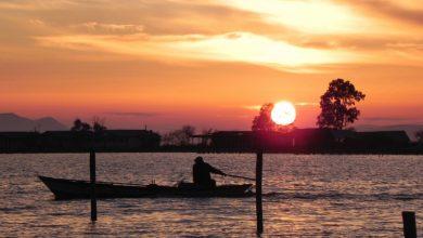 Ρεμβασμός στη λιμνοθάλασσα του Μεσολογγίου