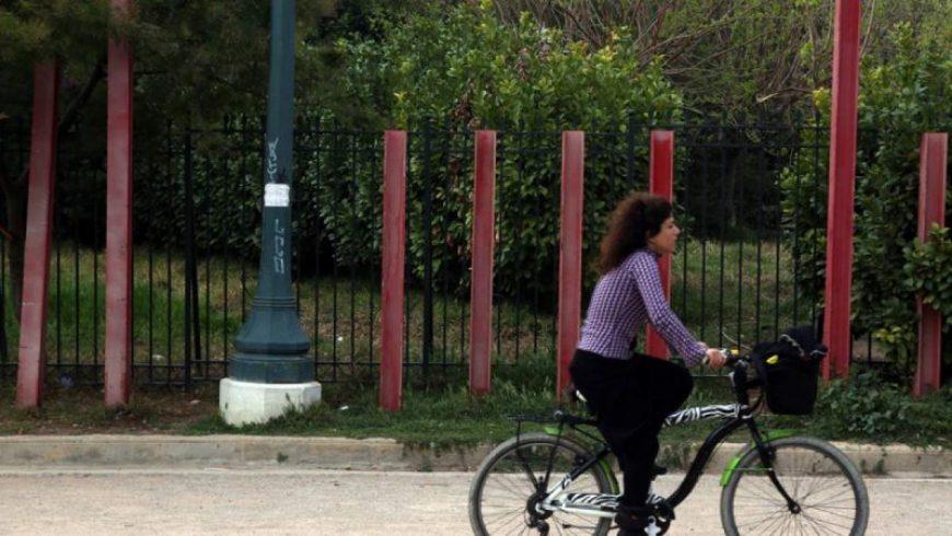 Με το ποδήλατο στη δουλειά… το καλύτερο «φάρμακο»