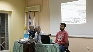 Πραγματοποιήθηκε η παρουσίαση του βιβλίου του Δημήτρη Τσερέ: «Το οθωμανικό υδραγωγείο της Αγίας Μαύρας»