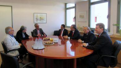 Συνάντηση της Δημοτικής Αρχής Λευκάδας με κλιμάκιο της ΑΧΕΠΑ Ελλάδας