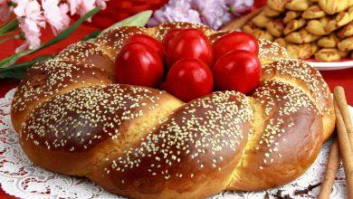 The Easter recipes of Evie Voutsina