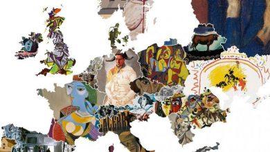 Ο χάρτης της Ευρώπης σύμφωνα με τα… έργα του Πικάσο
