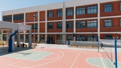 Ένα μεσημέρι σ' ένα σχολείο βγαλμένο από το μέλλον