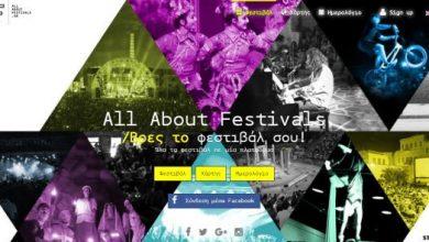 Η πρώτη διαδικτυακή πλατφόρμα χαρτογράφησης των φεστιβάλ στην Ελλάδα
