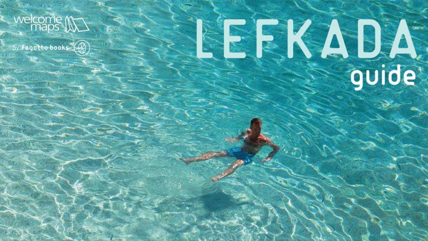 Κυκλοφόρησε ο νέος ενημερωτικός χάρτης Lefkada Guide για το 2017