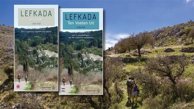 Νέα ανανεωμένη έκδοση του «Lefkada on foot»