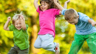Η ανάγκη των παιδιών για ελεύθερο χρόνο
