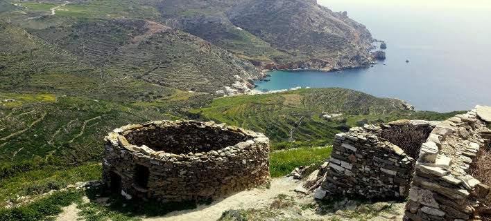 Οι πολίτες για τα νησιά: Μια εκστρατεία για τη Φολέγανδρο, τη φύση και τον πολιτισμό της