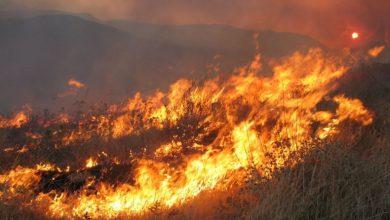 Οδηγίες προστασίας για πυρκαγιές