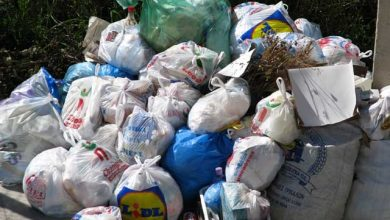 Παράκληση Δήμου Λευκάδας για τον περιορισμό της ρίψης σκουπιδιών