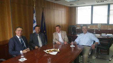 Συνάντηση στο ΕΤΕΑΝ με πρωτοβουλία του Επιμελητηρίου Λευκάδας