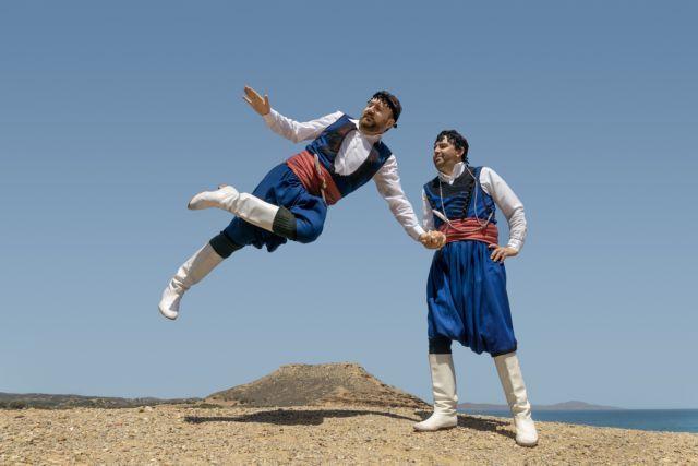 Παραδοσιακή χορευτική βραδιά της Νέας Χορωδίας Λευκάδας