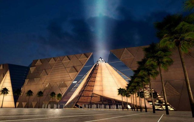 Αίγυπτος: Μουσείο για Φαραώ δίπλα στις πυραμίδες