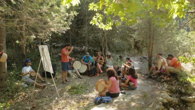 4th Artventure Camp