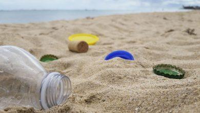 Καθαρισμός παραλίας του Άη Γιάννη από τα Μονοπάτια Αλληλεγγύης
