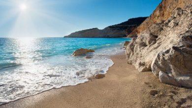 Οι παραλίες της Ελλάδας