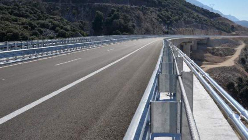 Ιόνια Οδός: Όλη η διαδρομή από τη γέφυρα του Ρίου ως τα Ιωάννινα σε ένα βίντεο 7 λεπτών