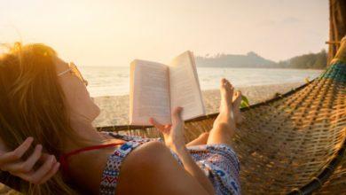 Η αξία του βιβλίου στις διακοπές