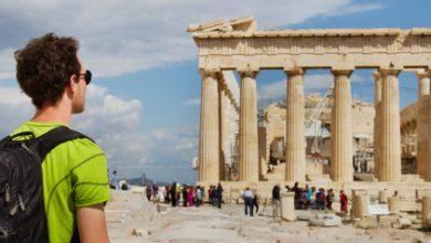 Αυξήθηκαν κατά 3,2% οι τουρίστες που επισκέφθηκαν την Ελλάδα το τετράμηνο Ιανουαρίου – Απριλίου