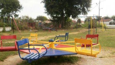 Για τις παιδικές χαρές του Δήμου Λευκάδας