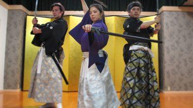 Εκδηλώσεις γνωριμίας με το Ιαπωνικό Χοροθέατρο Nayuta