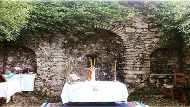 Αγρυπνία Αγίας Άννης στον Αη-Γιάννη στο Λιβάδι
