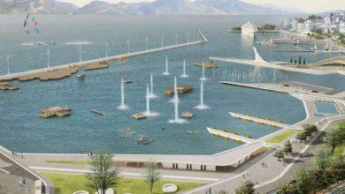 Πώς να γίνει θαλάσσιο πάρκο το παλιό λιμάνι της Πάτρας