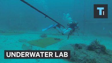 Το μοναδικό υποβρύχιο εργαστήριο στον κόσμο