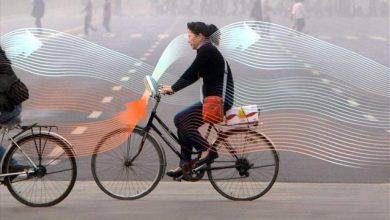 Κίνα: Ποδήλατα που απορροφούν ρύπανση για 20 εκατ. πολίτες