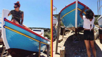 Η Χριστιάννα Οικονόμου έκανε τα καράβια να σταματήσουν να φοβούνται