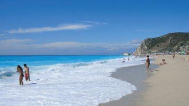 Conde Nast Traveller: Η Λευκάδα στις καλύτερες ελληνικές παραλίες