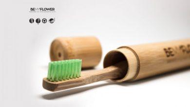 BeMyFlower: η οδοντόβουρτσα που φυτεύεται και φυτρώνει