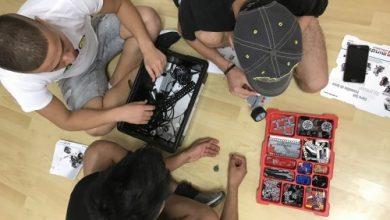 Σ΄αυτήν την κατασκήνωση τα παιδιά κατασκευάζουν και προγραμματίζουν τα δικά τους ρομπότ