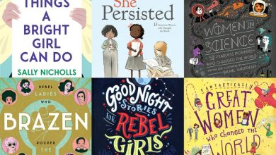 Read like a girl: how children's books of female stories are booming