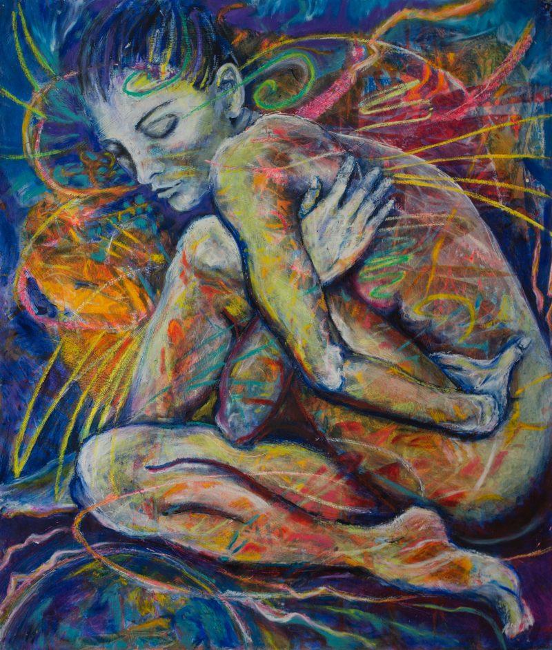 «Ο καιρός των ονείρων» Έκθεση ζωγραφικής της Λούσυ Τζόρνταν