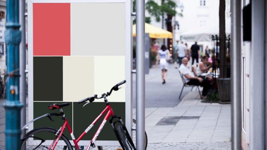 Ψηφιακή μινιμαλιστική street art στις πρωτεύουσες της Ευρώπης