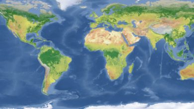 Πώς πήραν οι 5 ωκεανοί το όνομά τους;
