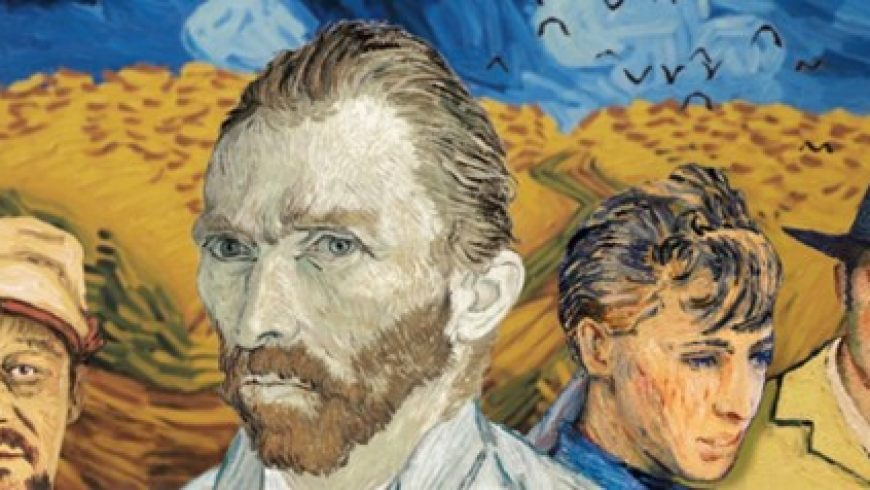 Loving Vincent: Το trailer για την πρώτη εξ ολοκλήρου ζωγραφισμένη ταινία είναι κάτι παραπάνω από συναρπαστικό