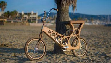 Ελληνικά ποδήλατα από ξύλο και μπαμπού