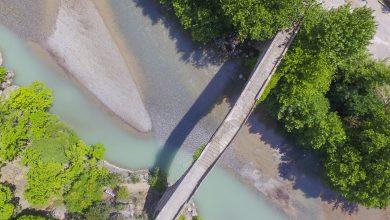 Drone πτήση στα ονειρικά Ζαγοροχώρια