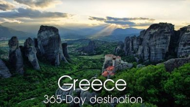 Tο βίντεο του ΕΟΤ για τις ομορφιές της Ελλάδας