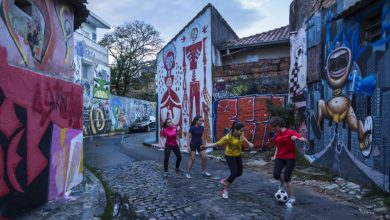 10 surprising cities where you can spot street art