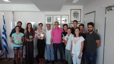 Βράβευση αθλητών από τον Δήμο Λευκάδας