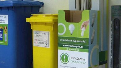 Στο Πανεπιστήμιο Μακεδονίας ανακυκλώνουν από χαρτιά μέχρι φελιζόλ, cd και αφρολέξ
