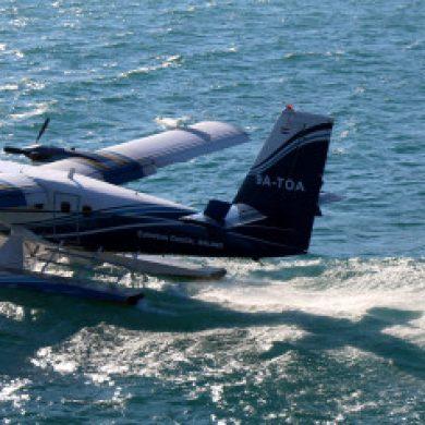 «Φωτογραφικό» διαγωνισμό για τα υδατοδρόμια στο Ιόνιο βλέπει η Hellenic Seaplanes