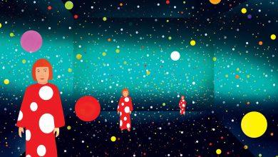 Η ζωή και το έργο της Γιαγόι Κουσάμα έγιναν βιβλίο για παιδιά