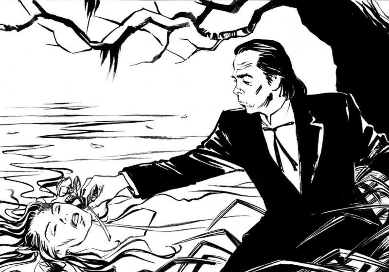 Η ζωή του Nick Cave σε graphic novel