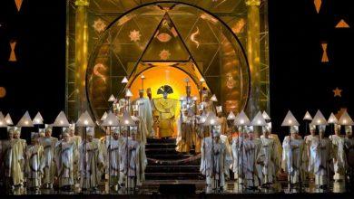 «Ο μαγικός αυλός» από τη Metropolitan Opera στην Πρέβεζα